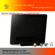 SH8028DPF digital mp3 mp4 digital photo frame / photo album parts