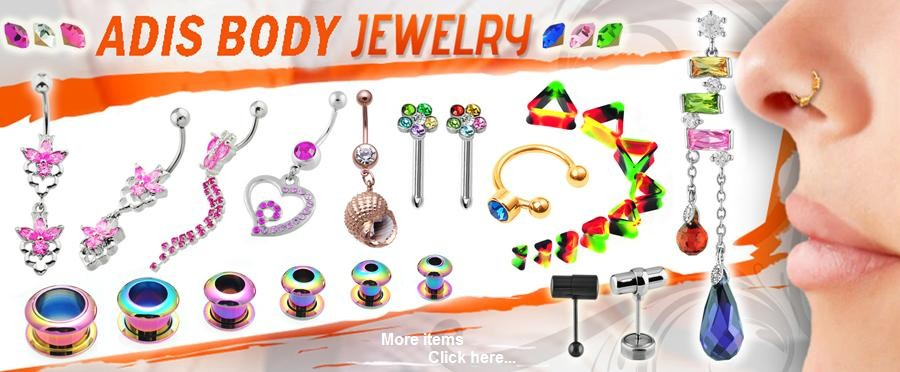 Colorful wholesale fashion body jewelry custom silicone ear plugs