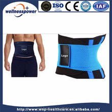 Just Fitter Premium Waist Trainer & Trimmer Belt For Men & Women. More Fully Adjustable Than Other Waist Slimming