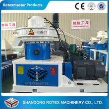 Factory Sale Price Straw Sawdust Wood Chips Pellet Making Machine