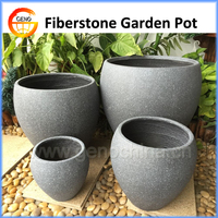 Fiberclay Garden Large pots for Outdoor Tree