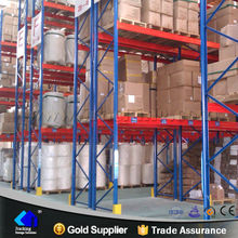 High Efficience Heavy Duty Storage Shelf Europe Pallet Rack System