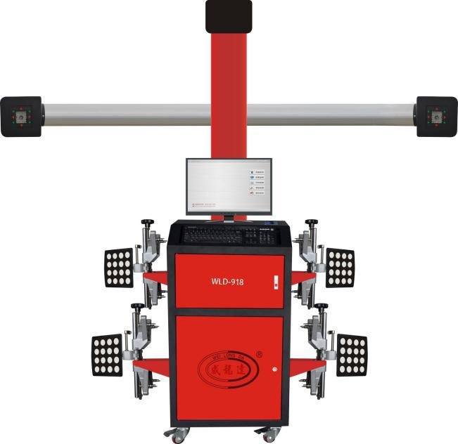 WLD-918 Hot Sale 3D Auto Wheel Alignment Garage Machine