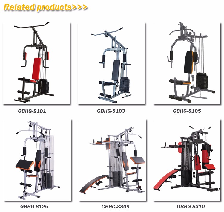 Equipamento comercial da aptidão para a estação do Gym da casa do equipamento do Gym de Profesional do Gym