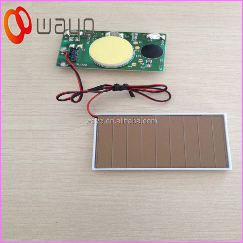 3 led lights red blinking led solar lights solar led for Where to buy solar lights for crafts