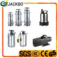 Wholesale Stainless Steel High Pressure Submersible Deep Water Well Pump Low Volume Water Submersible Pump