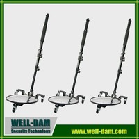 WD-MK under vehicle trolley mirror with led lights