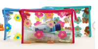 Promotional pvc cosmetic bag