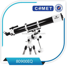 Best selling 80900EQ telescopes astronomic,professional astronomical telescope