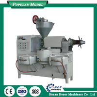 China Soya Beans Oil Press Extraction Machine for Seeds