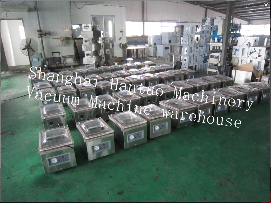 Desktop Dry Fish Beef vacuum packing machine for sale