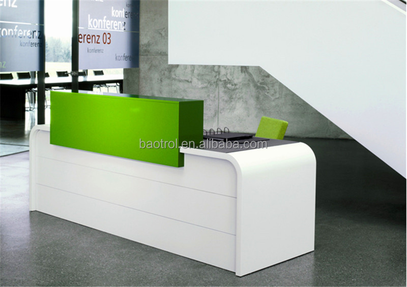 office furniture reception desk counter. I Shape Office Furniture Officr Reception Front Desk Counter Design, View  Reception, Baotrol Product Details From Shenzhen Building Material R
