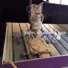 two head 3d cnc engraver and cutter cnc router two heads low price granite engraving stone 3d cnc router