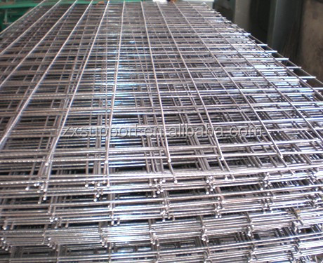 New Alibaba supplier 3.15mm black/galvanized steel wire mesh