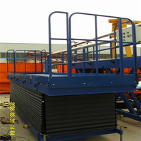 Anti-dust Scissor Lift Cargo Lift