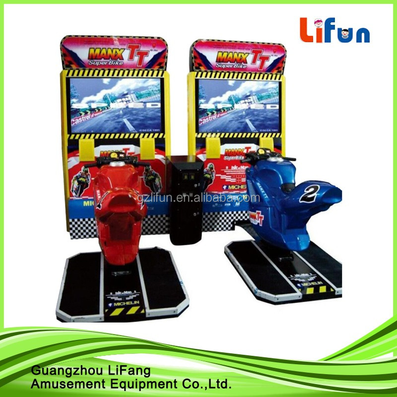 2016 New cheap car racing games machine free download play free racing car games family go karting