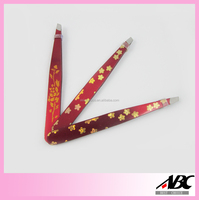Highly Professional Cosmetic Stainless Steel Eyebrow Tweezer