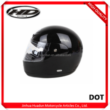Most demanded products Anti-scratch PC visor lightweight full face helmet