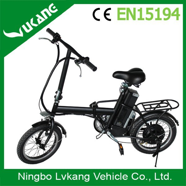 Lithium Battery Load King Electric Bike