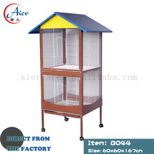 zoo animal cage make in china breeding cage parrot