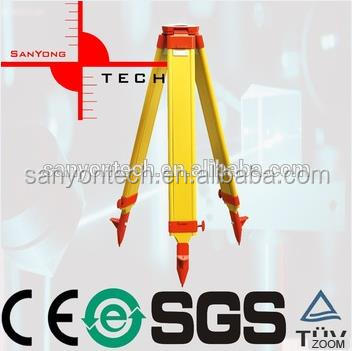 JM-2B Wooden Tripod For Land Surveying/theodolite
