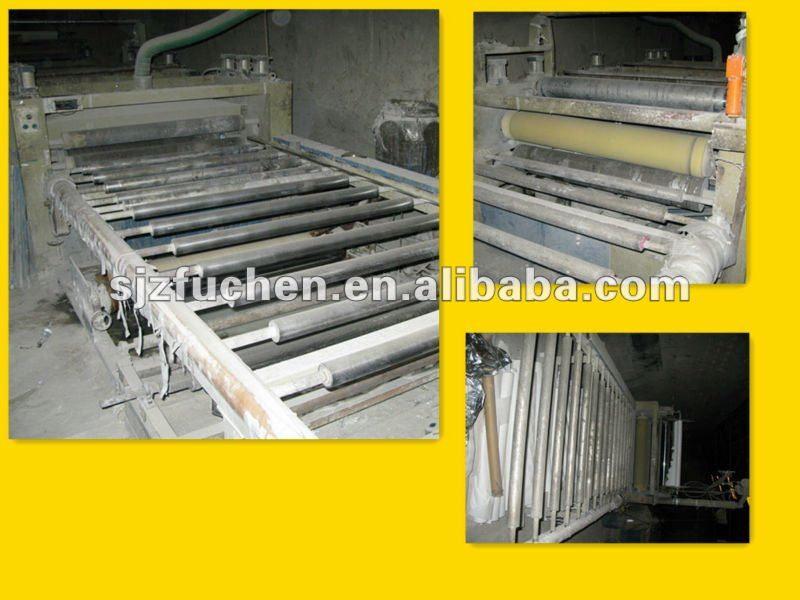 long life span PVC film laminating equipment