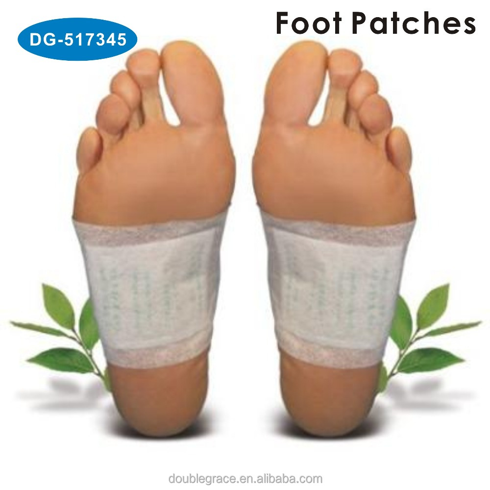 Hot Selling Customize Foot Detox Patches Improve Sleep Slimming Foot Care Feet stickers