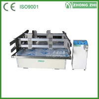 Simulated transport vibration testing machine with advanced technology