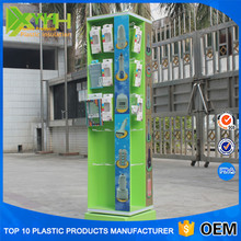 4 ways acrylic Material accessories display stand