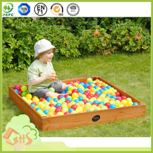 Square simple Sandpit