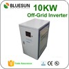 High quality Bluesun inverter 12v 220v 15000w off grid solar inverter 10kw