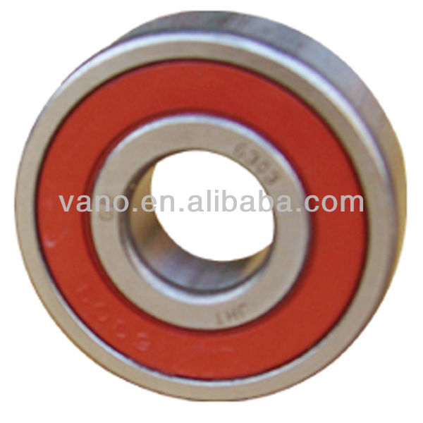 Super Quality Motorcycle Deep Groove Ball Bearing 6300 Series Textile Bearing b543-2rs bearing