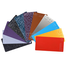 WA1001 outdoor use and indoor use customized color hot melt powder coating