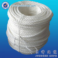 Twine plastic rope for packing and decoration