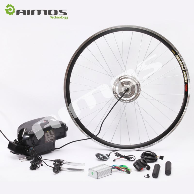 24V 250W 36V 500W 48V 800W electric bicycle conversion kit / electric bike kit / electric scooter hub motor