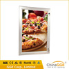 High quality pictures frame LED light box aluminium sign outdoor led illuminated light box