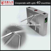 Security entrance gate access control board tripod turnstile hs code