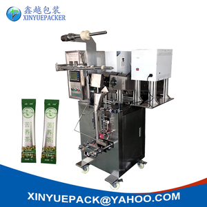 Electronic Weigher Measuring Tea Stick Packing Machine