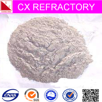 high temperature calcium aluminate high alumina cement