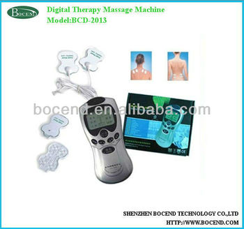 Health digital massage physica therapy machine BCD-2013