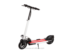 10inch 500w motor 48v lithium battery folding electric chariot balance scooter