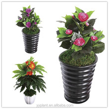0114 artificial flowers imported from china artificial flower guangzhou names of tree leaves