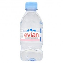 Evian Water - 330ml