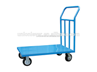 heavy duty industrial warehouse trolley
