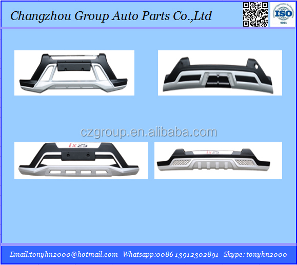 bumper with grid for 2015 Hyundai creta