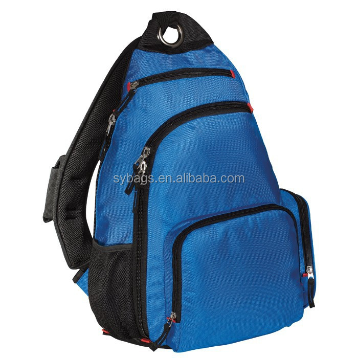 large capacity sling pack messenger bag backpack / new products sling pack / lady travel backpack with one strap