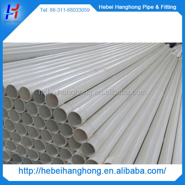 buy wholesale direct from china water pipe 4 inch plastic
