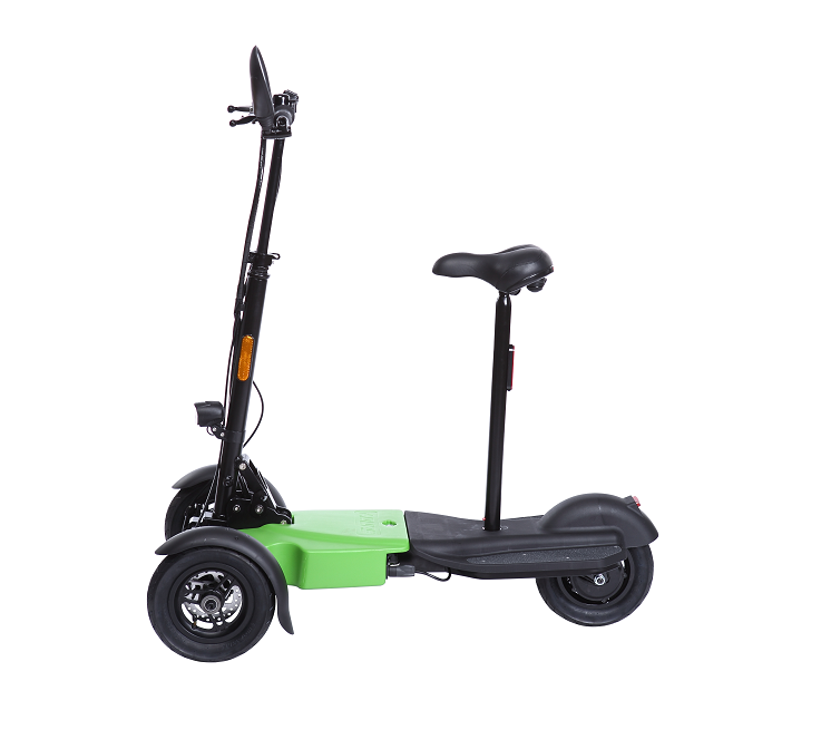 Factory supply mini folding ebike 36v 250w new folding electric tricycle