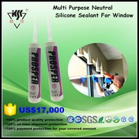Multi Purpose Neutral Silicone Sealant For Window