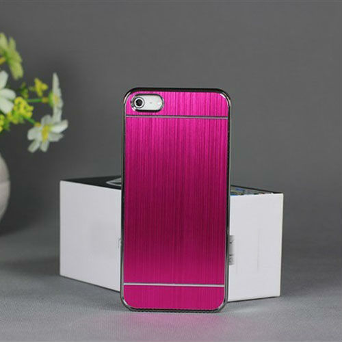 Top Grade Aluminum Metal Cover For iPhone 5 Metal Cover Back Cover